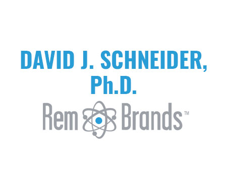 David J. Schneider, Ph.D.
